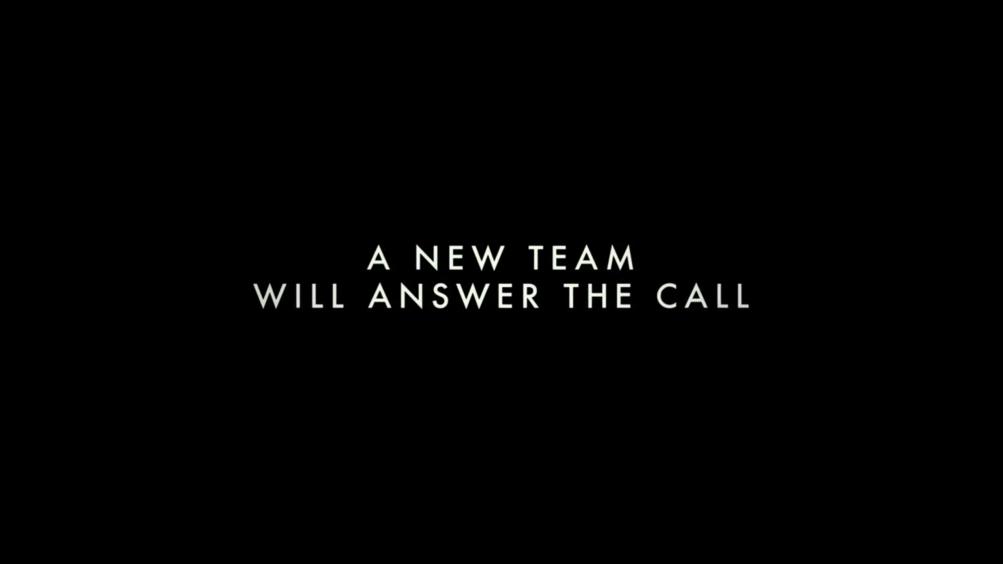 Ghostbusters: la didascalia che introduce i nuovi personaggi nel primo trailer del reboot