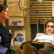 Code Black: Marcia Gay Harden in un'immagine del medical drama