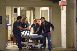 Code Black: una foto dei protagonisti in azione durante un'emergenza