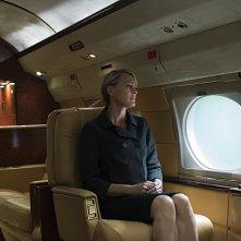 House of Cards: Robin Wright in un'immagine della quarta stagione