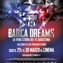 Locandina di Barça Dreams