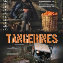 Locandina di Tangerines - Mandarini