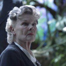 Miss Peregrine's Home for Peculiar Children:  un'immagine di Judi Dench