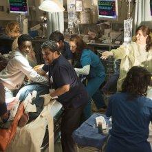 Code Black: i protagonisti si occupano di due pazienti