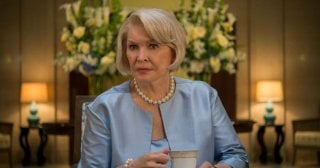 House of Cards: l'attrice Ellen Burstyn interpreta Elizabeth Hale