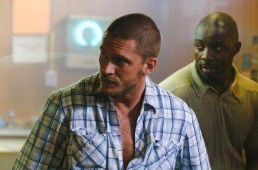Rocknrolla: Tom Hardy e Idris Elba