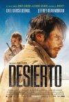 Desierto: la locandina messicana