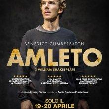 Locandina di National Theatre Live - Amleto