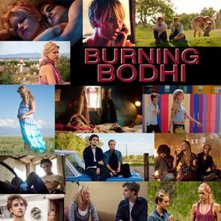Locandina di Burning Bodhi