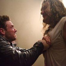 The Walking Dead: Ross Marquand in un drammatico momento di Not Tomorrow Yet