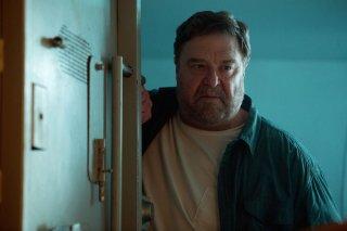 10 Cloverfield Lane: John Goodman in un momento del film