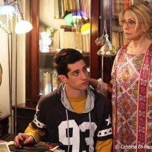 Abbraccialo per me: Moisè Curia e Paola Quattrini in una scena del film