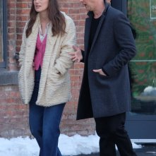 Collateral Beauty: Edward Norton e Keira Knightley insieme sul set