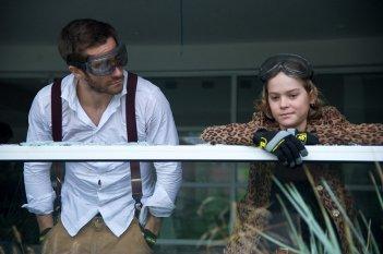 Demolition: Jake Gyllenhaal e Judah Lewis in un momento del film