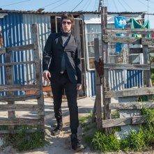 Grimsby - Attenti a quell'altro: Sacha Baron Cohen in un momento del film