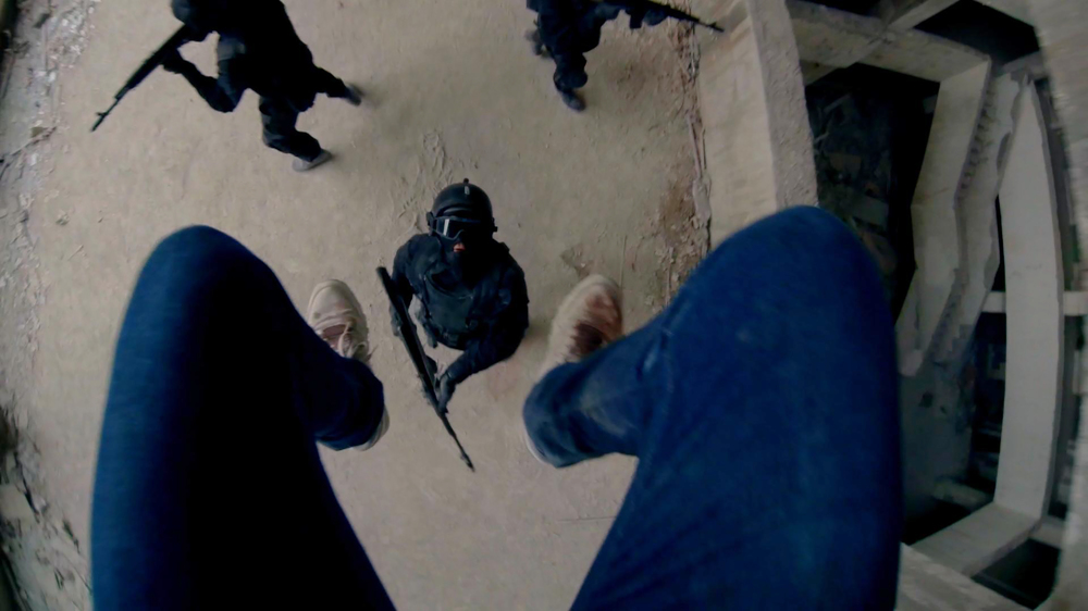 Hardcore!: una scena del film