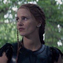 Il cacciatore e la regina di ghiaccio: Jessica Chastain in una scena del film