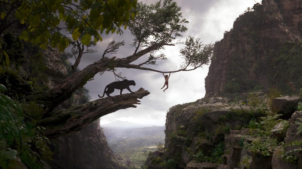 Il libro della giungla: una scena del film