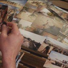 La linea sottile: un'immagine tratta dal documentario