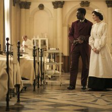 Mister Chocolat: Omar Sy e Clotilde Hesme in una scena del film