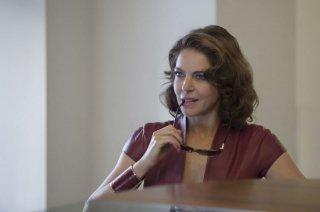 Nemiche per la pelle: Claudia Gerini in una scena del film