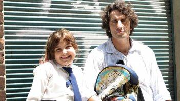 Sin hijos: Guadalupe Manent e Diego Peretti in un'immagine promozionale