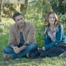 Tutte le strade portano a Roma: Sarah Jessica Parker e Raoul Bova insieme in una scena del film