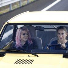 Tutte le strade portano a Roma: Sarah Jessica Parker e Rosie Day in una scena del film