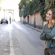 Tutte le strade portano a Roma: Sarah Jessica Parker in una scena del film
