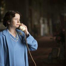 Una notte con la regina: Emily Watson in un momento del film