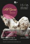 Locandina di Teatro Regio di Torino: Il Barbiere di Siviglia