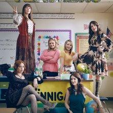 Teachers: la locandina della serie