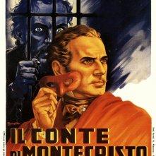 Locandina di Il conte di Montecristo