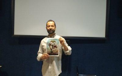 """Kung Fu Panda 3, Fabio Volo è ancora la voce italiana di Po: """"Il mio ruolo più autobiografico"""""""