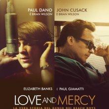 Locandina di Love and Mercy