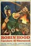 Locandina di Robin Hood, l'arciere di Sherwood