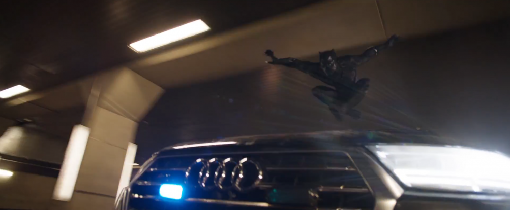 Captain America: Civil War: Black Panther nel trailer 2 del film