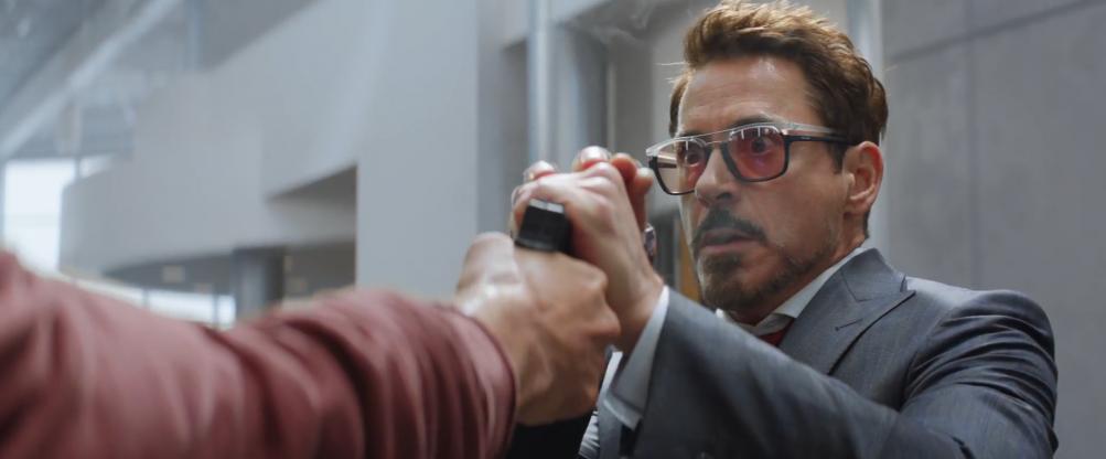 Captain America: Civil War: Robert Downey Jr nel trailer 2 del film