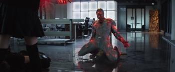 Captain America: Civil War: Visione nel trailer 2 del film