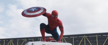 Captain America: Civil War: la prima apparizione di Spider-Man nel trailer 2 del film