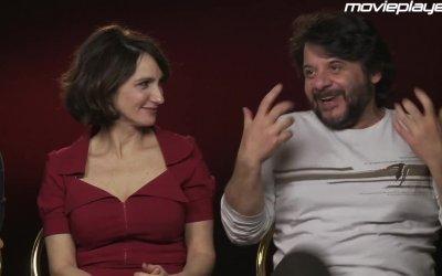 Forever Young - Intervista a Fabrizio Bentivoglio, Lorenza Indovina e Lillo