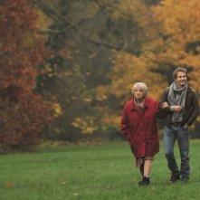 Les souvenirs: Mathieu Spinosi e Annie Cordy in una scena del film
