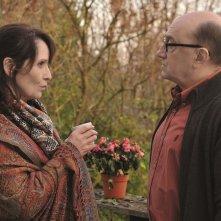 Les souvenirs: Chantal Lauby e Michel Blanc in una scena del film