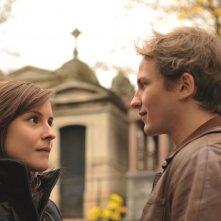 Les souvenirs: Mathieu Spinosi e Flore Bonaventura in una scena del film