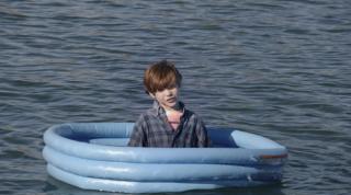 The Last Man on Earth: Jacob Tremblay in un'immagine dell'episodio Pitch Black