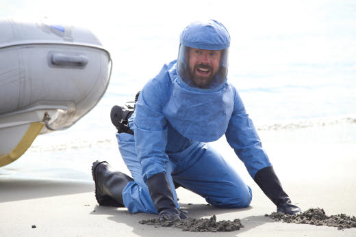 Mike Crashlands The Last Man On Earth Season 2 Episode 11