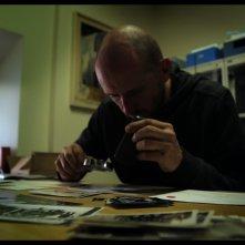 Rino - La mia ascia di guerra: il regista Andrea Zambelli in una scena del suo documentario