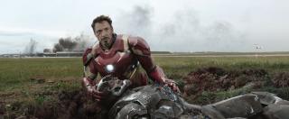 Captain America: Civil War: Robert Downey Jr e Don Cheadle nel trailer 2 del film