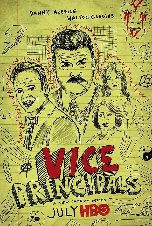 Locandina di Vice Principals