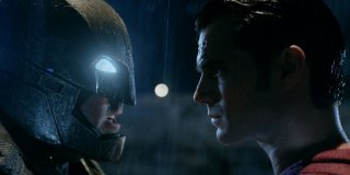 Batman v Superman: Dawn of Justice, un faccia a faccia tra Ben Affleck e Henry Cavill